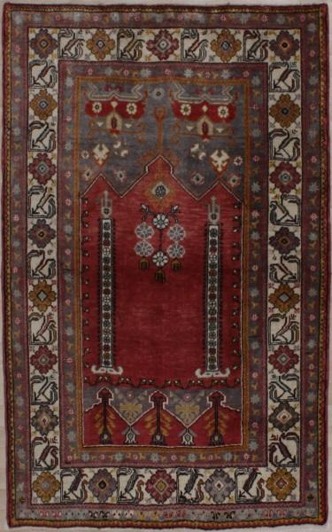 R7893 Hand Woven Vintage Anatolian Rug
