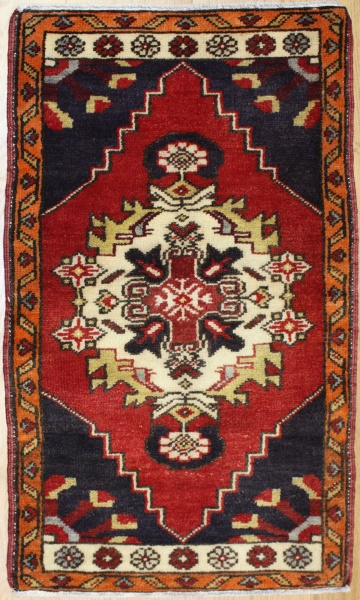 Hand Woven Vintage Turkish Rugs at cheap price on rug store uk 7413