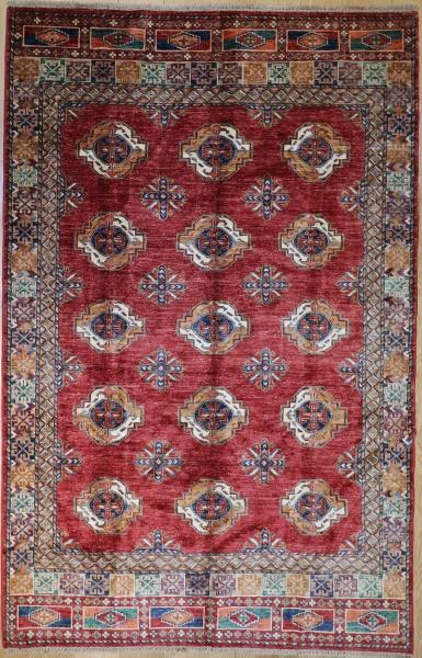R9338 Handmade Kazak Carpet