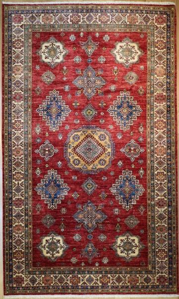 R9339 Handmade Kazak Carpet