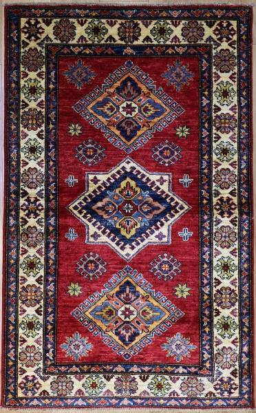 R9351 Handmade Kazak Rug