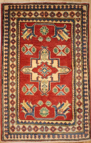 R8650 Handmade Kazak Rug