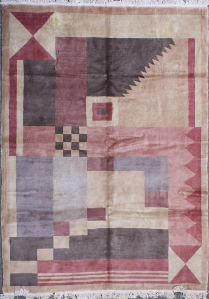 R3324 Handmade Modernist Carpet