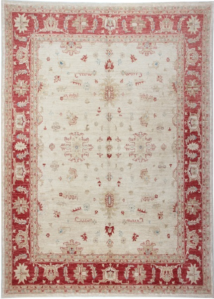 R2774 Handmade Persian Ziegler Carpets