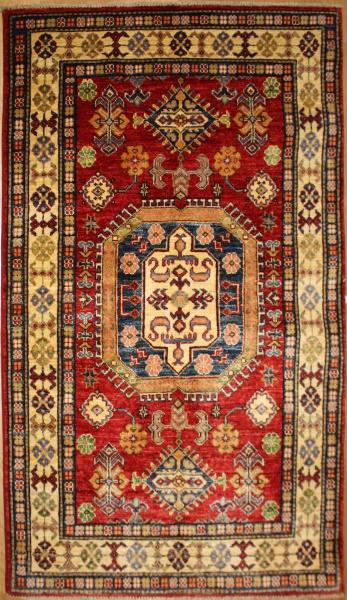 R8835 Handmade Transitional Kazak Rugs