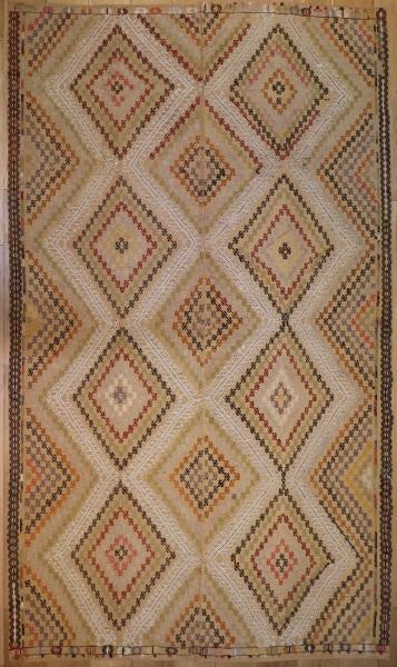 Handmade Turkish Cicim Rugs R7806