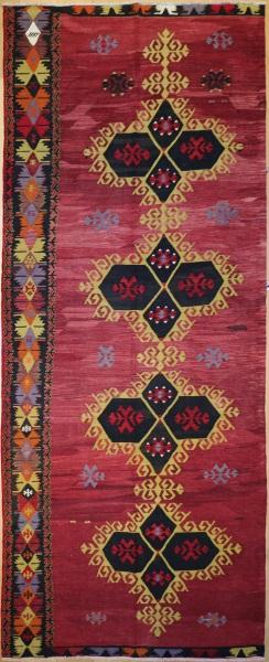 R7647 Handmade Turkish Emirdag Kilim Rug