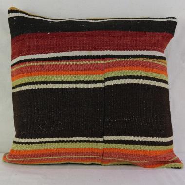 M1281 Handmade Turkish Kilim Pillow Cushion Cover