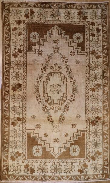 R3590 Handmade Turkish Ushak Carpet