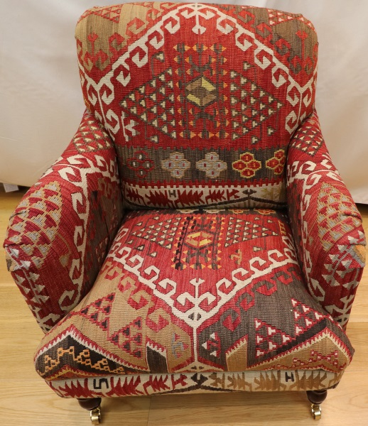 Howard Kilim Chair