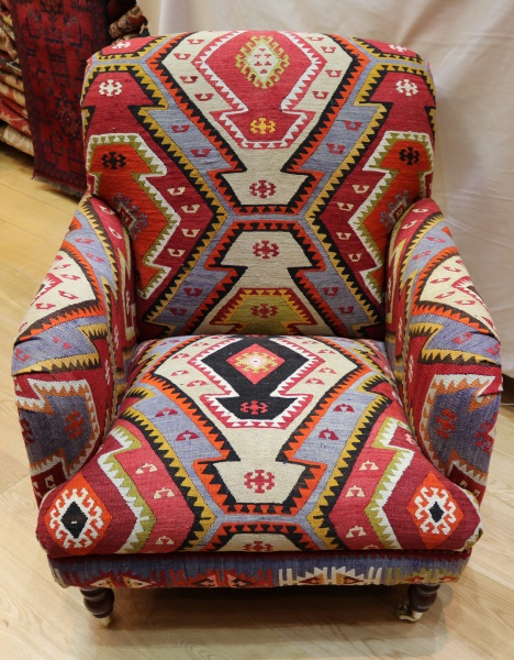 R5990 Howard Kilim Chair