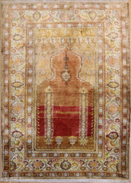R7399 Kayseri Floss silk rug