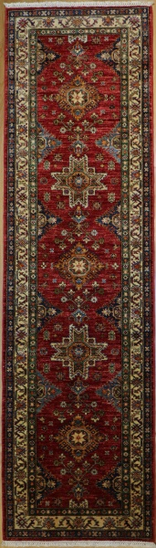 R9346 Kazak Carpet Runner