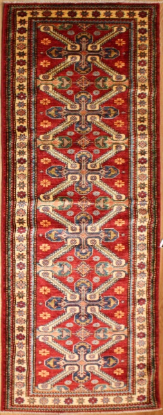 R6707 Kazak Carpet Runner