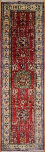 R8646 Kazak Carpet Runners