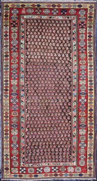 F1166 Antique Caucasian Kazak Carpet
