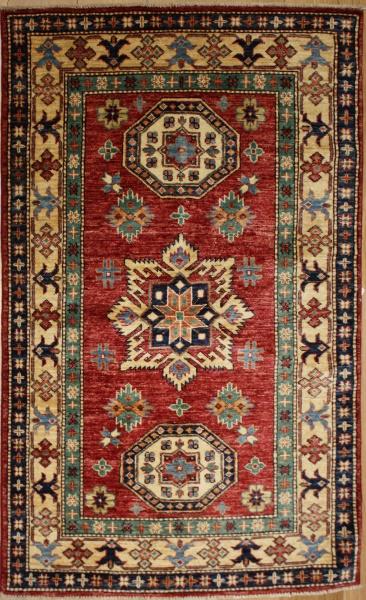 R8830 Kazak Traditional Wool  Rugs
