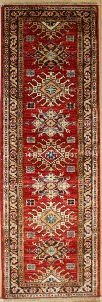 R8827 Kazak Traditional Wool Hallway Runners