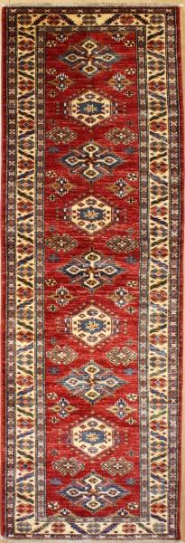 R8832 Kazak Traditional Wool Hallway Runners