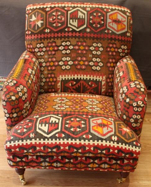 R6069 Kilim Chair