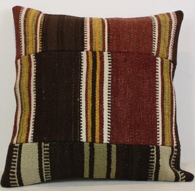 M296 Kilim cushion cover