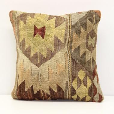 S307 Kilim Cushion Cover