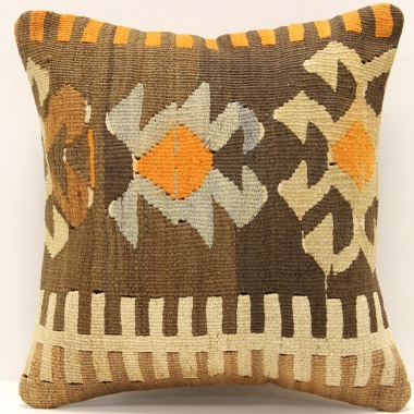 S444 Kilim Cushion Cover