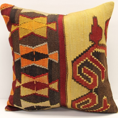 L718 Kilim Cushion Cover
