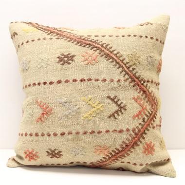L64 Kilim Cushion Pillow Cover
