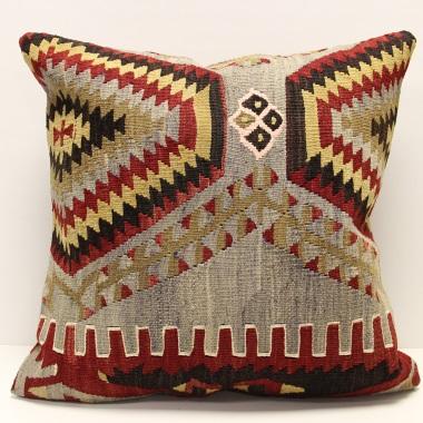 Kilim Cushion Pillow Cover L647