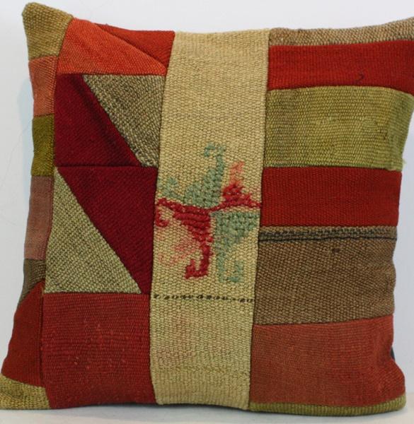 M1167 Kilim Cushion Pillow Covers