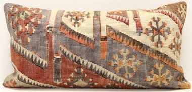 D347 Kilim Cushion Pillow Covers