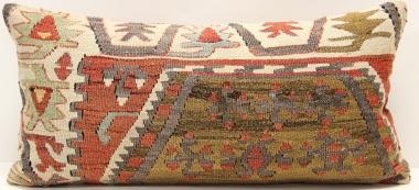 D349 Kilim Cushion Pillow Covers