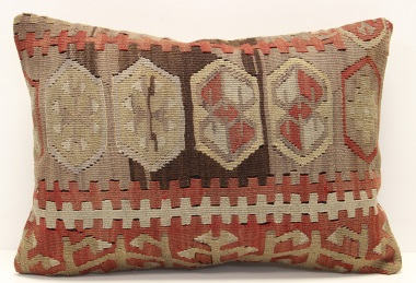 D252 Kilim Cushion Pillow Covers