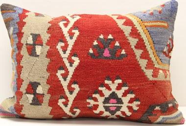D241 Kilim Lumbar Pillow Covers