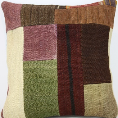 Kilim Patchwork Cushion Covers M1564