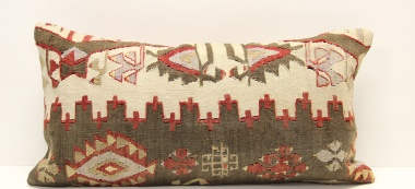 D35 Kilim Pillow Cover