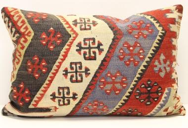 D337 Kilim Pillow Cover