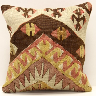 Kilim Pillow Cover S385