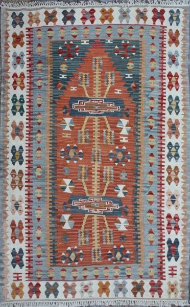 R6115 kilim rug