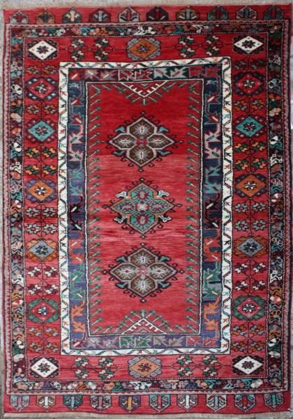 Fine Turkish Konya Rug R413