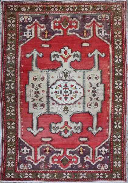 R3127 Fine Turkish Konya Rug