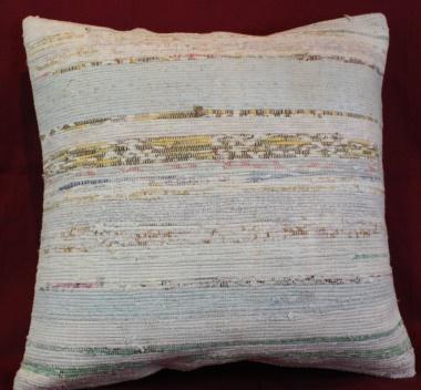 Large Anatolian Kilim Cushion Cover L549