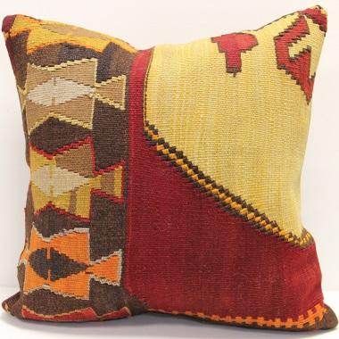 L85 Large Kilim Cushion Cover