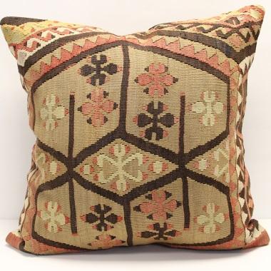 XL308 Large Kilim Cushion Cover