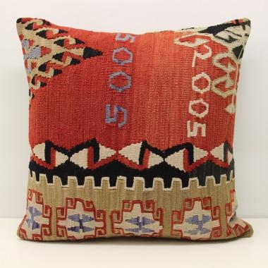 XL378 Large Kilim Cushion Cover