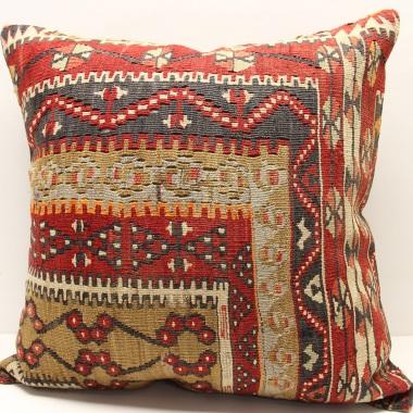 XL424 Large Kilim Cushion Cover