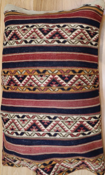 R5607 Large Kilim Floor Pillow Cover