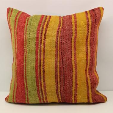 Large Kilim Pillow Cover L628