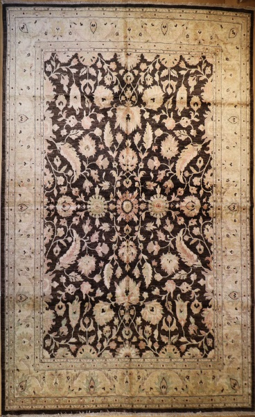 R6063 Large Ziegler Persian Carpet